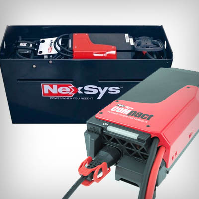 NexSys COMpact Onboard charger